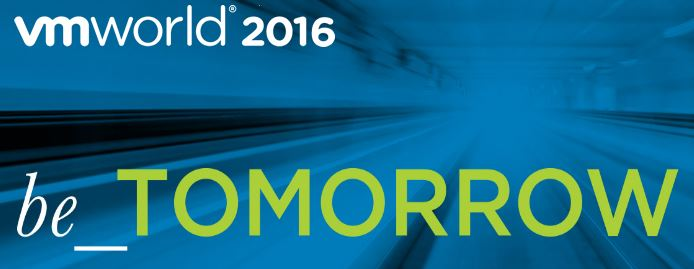 VMworld 2016 US: Keynote highlights